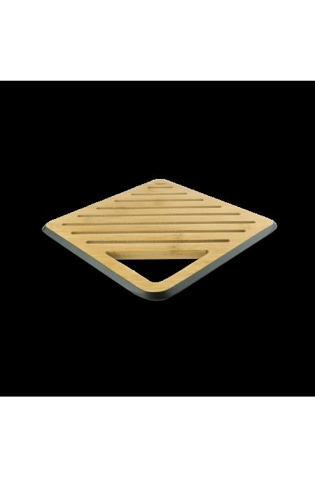 Dessous de plat en bambou
