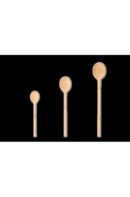 Cuillère de cuisine en bambou