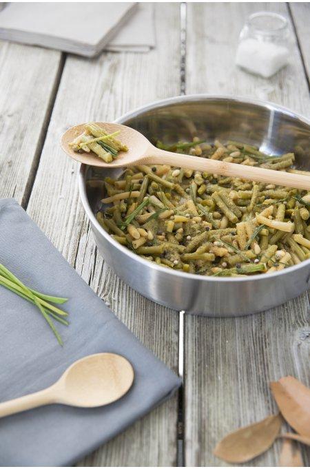 Bamboo kitchen spoon