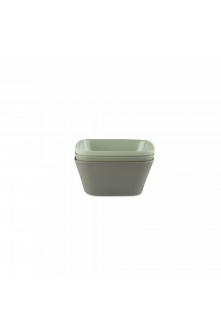 Set of 3 aperitif bowls -...