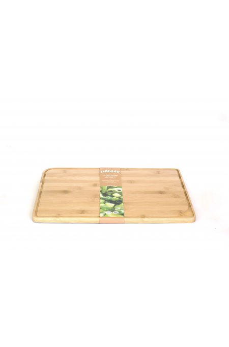 Cutting board – natural bamboo
