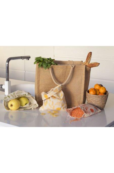 Organic cotton bulk bag