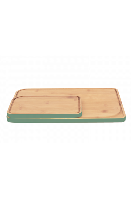 Set of two cutting boards –...