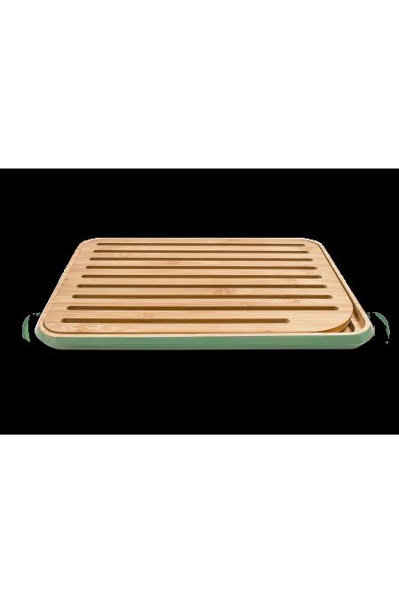 Sage green breadboard