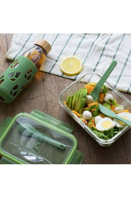 Nomadic glass lunchbox with...