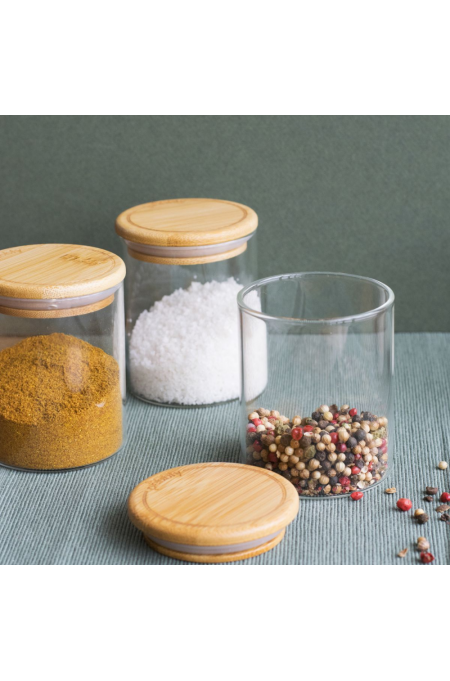 Set of 3 spice boxes