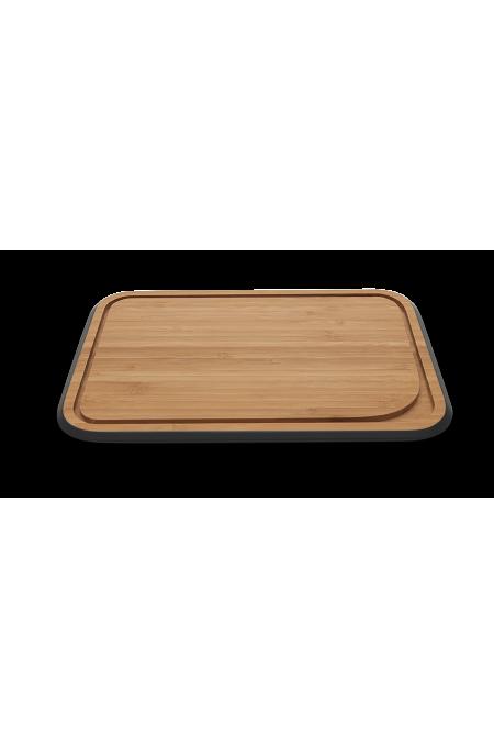 Bamboo cutting board - S