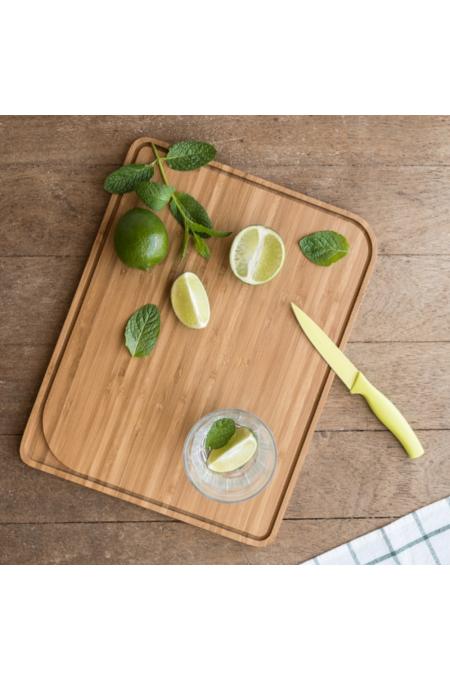 Cutting board – natural bamboo