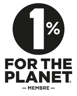 1% fort the planet member